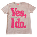 Yes or NoロゴTシャツ